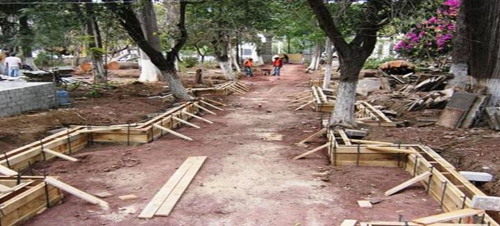 Rehabilitarán caminos a comunidades