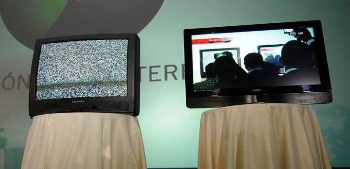 Repartirá SCT 600 mil televisiones digitales a los más necesitados