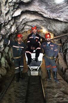 Preparan cluster minero en la capital