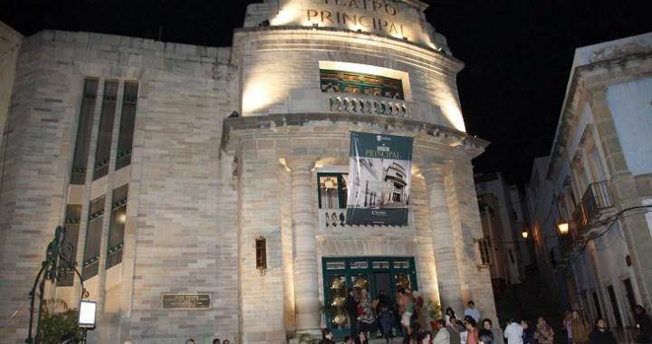 Conmemoran 60 años de historia del Teatro Principal