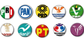 Partidos políticos con más de 124 millones de guanajuatenses