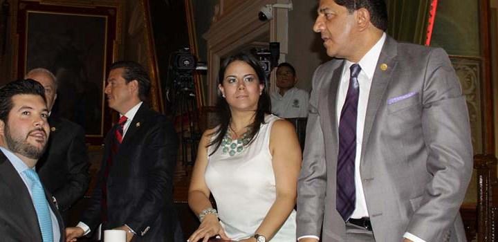Busca Erika Arroyo dirigir a sus compañeros legisladores