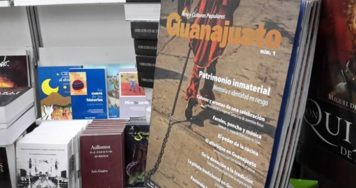 Fondo Guanajuato presente en la XXXVII Feria Internacional del Libro del Palacio de Minería