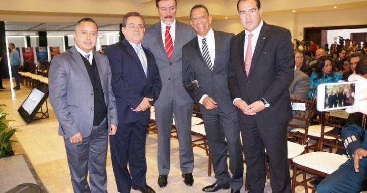 Acude Dr. Guerrero Agripino a toma de protesta del Consejo de Análisis Estratégico 2016-2019 del IPLANEG