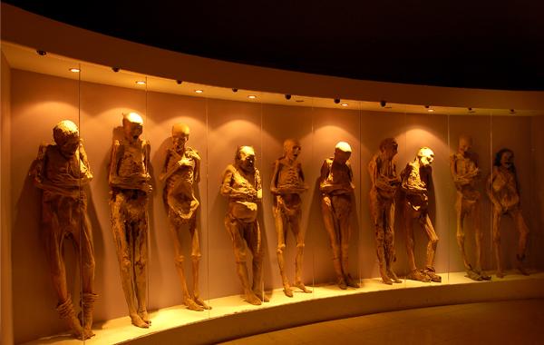 Esperan 10 mil visitantes en momias