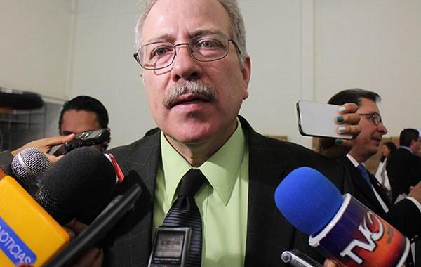 Muerte de escolta responsabilidad de PGJE: secretario de Gobierno