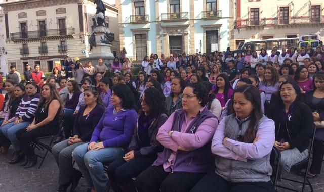 Que se viva en la capital de Guanajuato un día sin mujeres