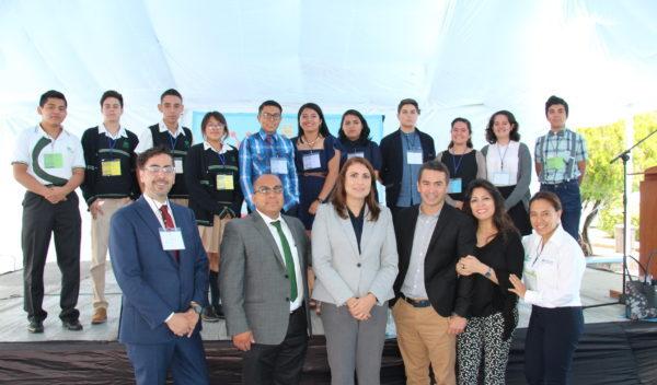 Comparten experiencias de investigación en el Primer Coloquio de Jóvenes del NMS