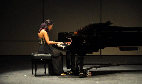 Departamento de Música de la UG realiza concurso regional de piano