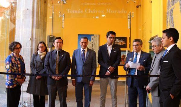Inauguran «Estampas y raíces de México y mil colores»