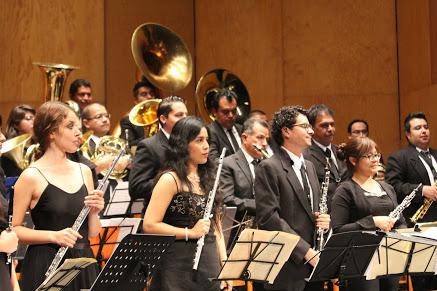 Banda del Estado dará concierto en el Juárez