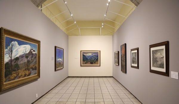 58 obras de la Colección SURA y 14 obras del acervo del IEC en el Rul