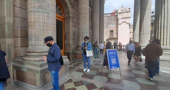Reabre Teatro Juárez al compás de Bach