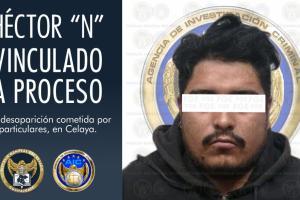 Detienen a involucrado en la desaparición de un policía