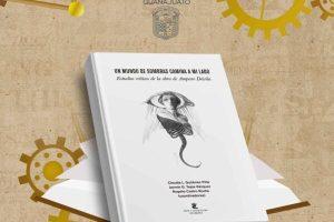 """UG festeja al libro con el ciclo """"De visita con los autores"""""""