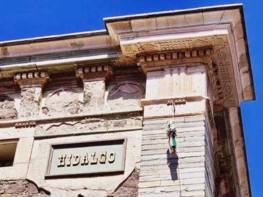Las cabezas de Hidalgo, Allende, Aldama y Jiménez