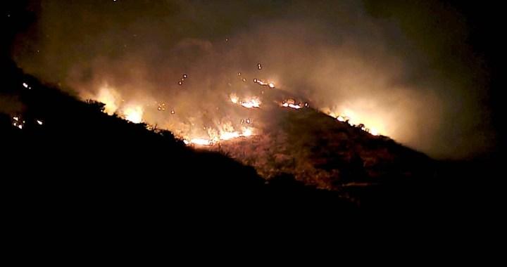 Capacita SIMUB a ciudadanos en la atención de incendios forestales