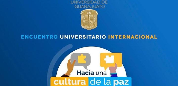 UG alista encuentro internacional en cultura de la paz