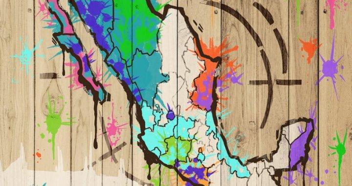 El mapa político y del crimen organizado después del 6 de junio