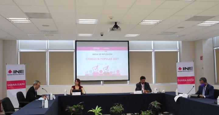 Consultas populares vinieron para quedarse en México: Medina Rodríguez