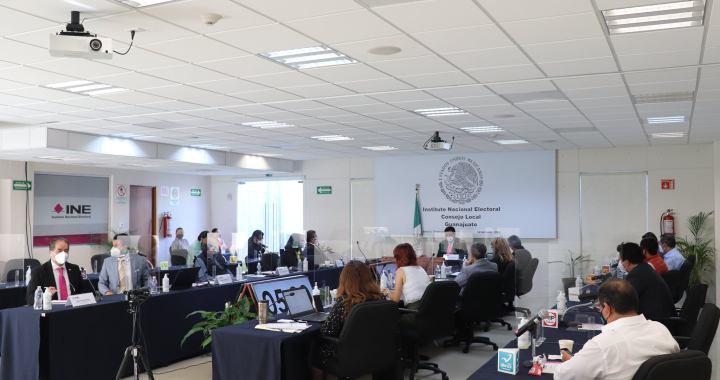 Concluye proceso electoral 2021, llama INE Guanajuato a tomar en cuenta reformas a la ley