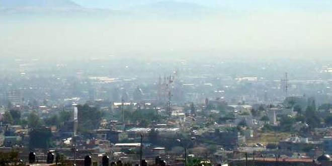 Llaman a Salamanca e Irapuato a mantenerse alerta ante contaminantes en el aire