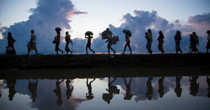 No hay caravanas de migrantes centroamericanos, deportaciones son por vía aérea