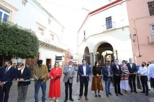 INAUGURAN LAS CASAS DE EXPOSICIÓN DE CUBA Y COAHUILA