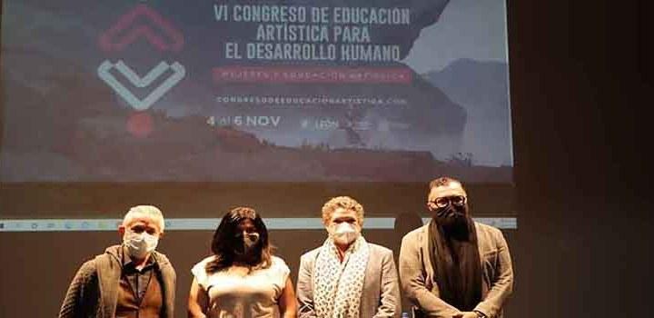 UG e Instituto Cultural de León impulsan el VI Congreso de Educación Artística para el Desarrollo Humano