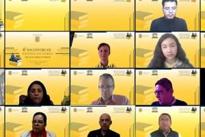 """Jóvenes lectores y lectoras del NMS se reúnen para festejar el 6º encuentro: """"Lectura como conquista de la libertad"""""""