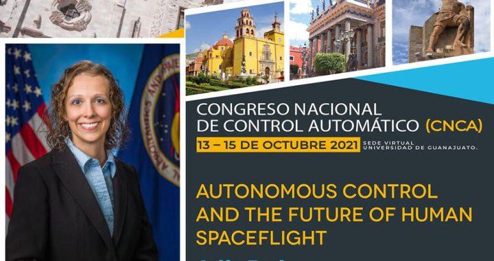 UG convoca a especialistas mundiales en el Congreso Nacional de Control Automático