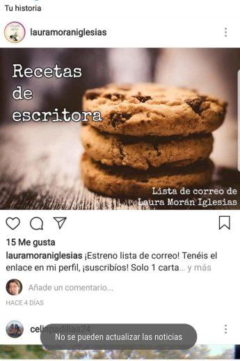 Instagram está caído