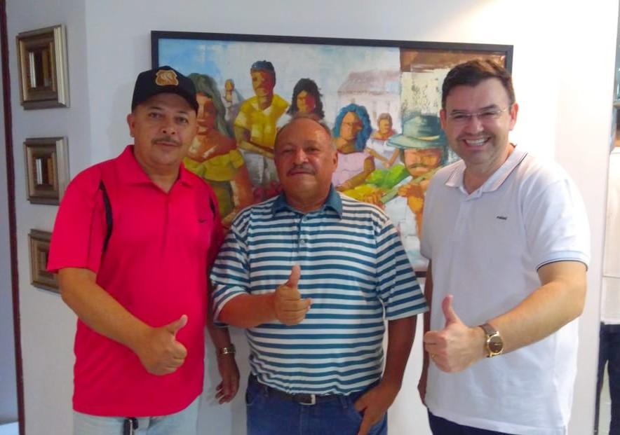 EXCLUSIVO! EX-ALIADO DE ZENÓBIO ANUNCIA APOIO A RANIERY PAULINO E MARANHÃO
