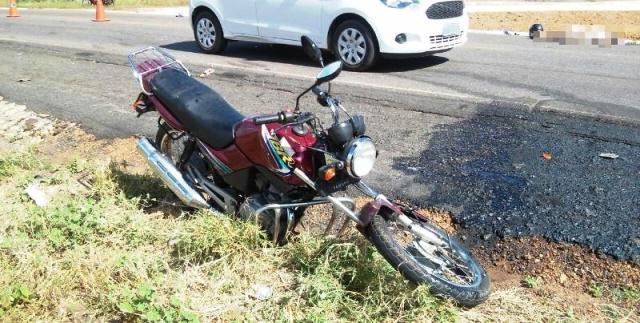 Colisão com veículo deixa motociclista morto em Picos 10