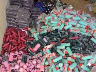 Polícia deflagra operação prende três e recupera munição ilegal na região de Oeiras 11