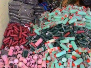 Polícia deflagra operação prende três e recupera munição ilegal na região de Oeiras 14