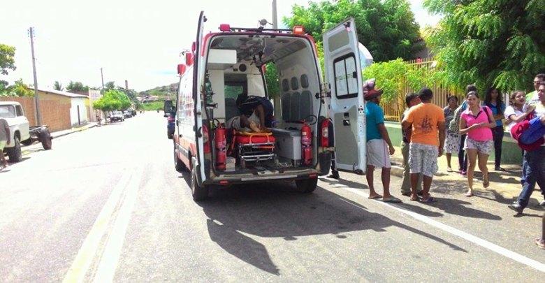 Colisão entre motocicletas deixa duas vítimas com ferimentos graves em Oeiras 14