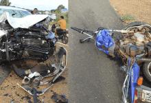 TRAGÉDIA:  Colisão entre carro e moto deixa duas vítimas fatais em Oeiras 25