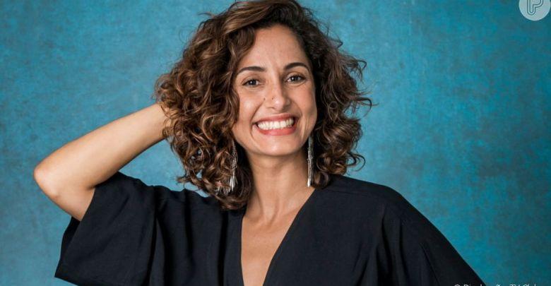 Camila Pitanga assume namoro com mulher 1