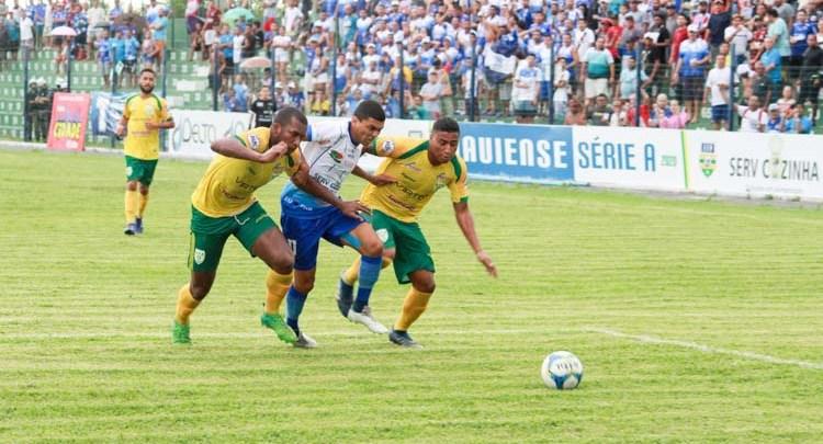 Picos perde invencibilidade e Parnahyba assume liderança do campeonato piauiense 2020. 3