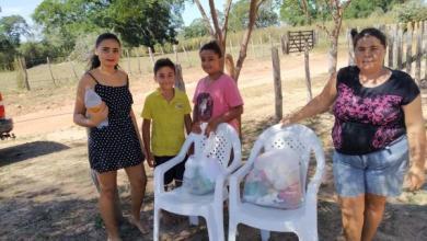 Cáritas amplia distribuição de alimentos e kits de higiene e limpeza na Diocese de Oeiras 9