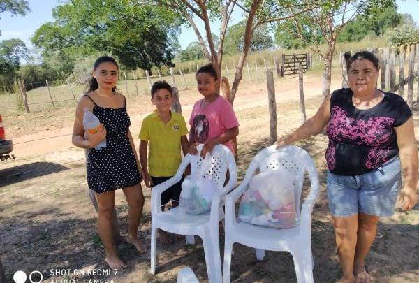 Cáritas amplia distribuição de alimentos e kits de higiene e limpeza na Diocese de Oeiras 1