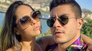 Ator Arthur Aguiar quer parte dos lucros da empresa de sua ex-mulher Mayra Cardi 5