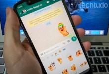 WhatsApp agora tem figurinhas animadas: como ter stickers que se mexem 13