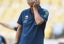 Em silêncio no Ninho e em entrevistas, Jorge Jesus tem futuro em jogo no Flamengo 17