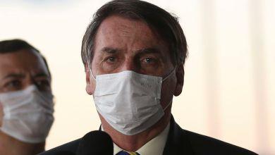 Bolsonaro sanciona lei que torna obrigatório o uso de máscara 5