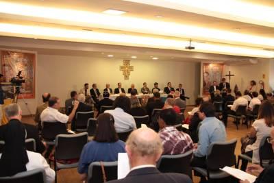 Lançamento oficial da Campanha da Fraternidade Ecumênica 2016