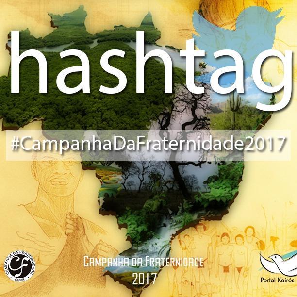 Hashtag da CF 2017