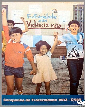 """A CNBB """"volta"""" no tema da violência já tratado em 1983"""