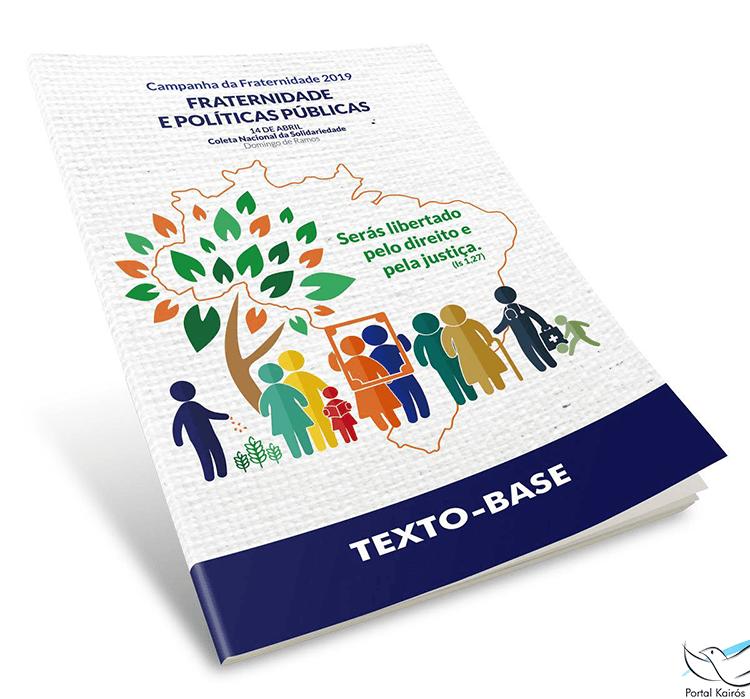 Texto-base da Campanha da Fraternidade 2019
